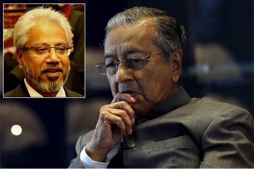 Waytha Moorthy - Mahathir Mohamad