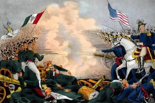 American-Mexican War - 1846