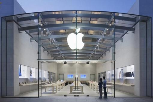 Apple Store - No Customer