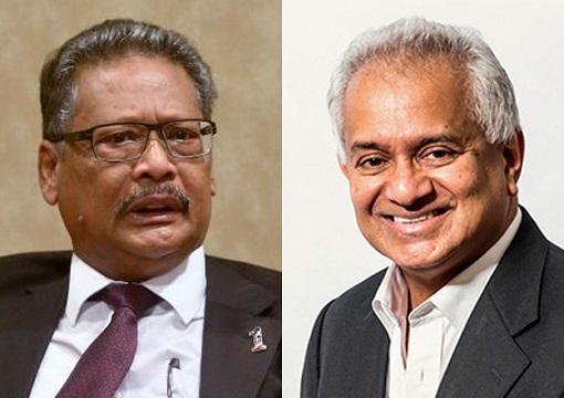 Attorney General Dinner Twist - Here's Top-5 Difference Between Tommy Thomas & Apandi Ali Dance Drama