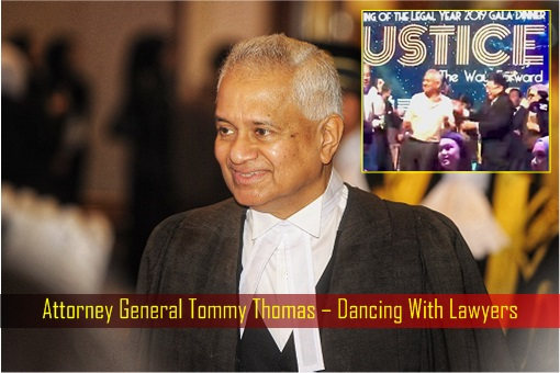 Attorney General Tommy Thomas – Dancing With Lawyers