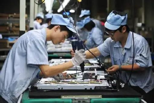 China Manufacturing - Electronic