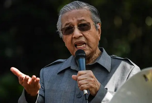 Mahathir Mohamad - Lecturing