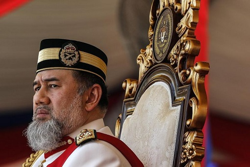 Malaysia King - Sultan Muhammad V - Resigns, Abdicates, Quits, Renounces