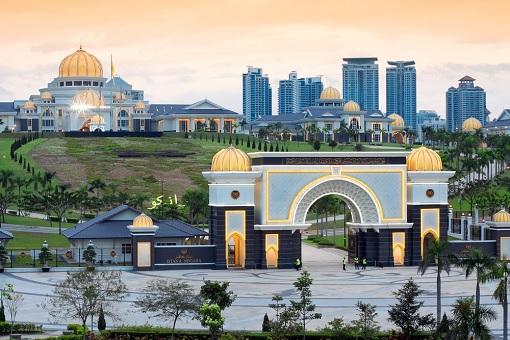 Malaysia Palace - Istana Negara