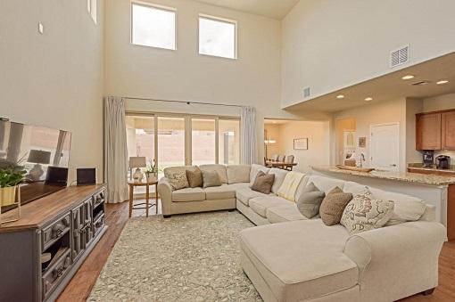 Albuquerque Home For Sale - Living Room