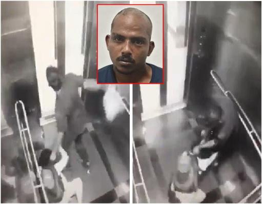 Brutal MRT Robber Screenshot - Thinathayaalan Gunasegan