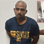 Arrested!! - Here's The Face Of The Savage MRT Robber Who Brutally Attacked A Defenceless Woman