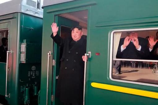 Donald Trump and Kim Jong-Un Vietnam Summit - Green Train