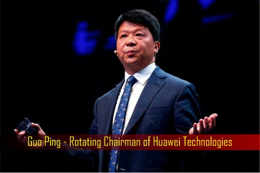 Guo Ping - Rotating Chairman of Huawei Technologies