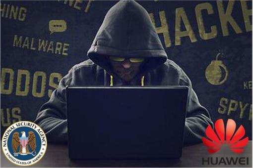 Hacker - NSA and Huawei