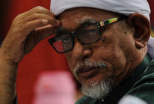 Hadi Awang - Worry Impression