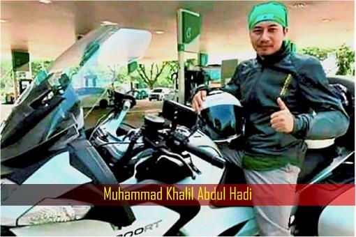 Muhammad Khalil Abdul Hadi - Superbike