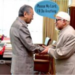 Prisoner Of RM90 Million - How Mahathir Squeezes Hadi's Balls Until The Fake Holy Man Dumps UMNO
