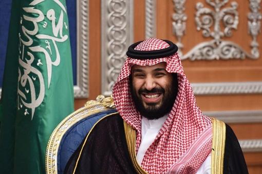 Saudi Crown Prince Mohammed bin Salman - Smiling 2