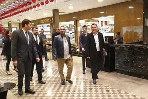 Turkey Luxury Trip - IGP Mohamad Fuzi Harun