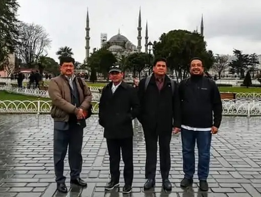 Turkey Luxury Trip - Senior Malaysia Police Officers