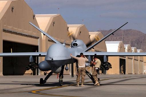 US Air Force MQ-9 Reaper drone