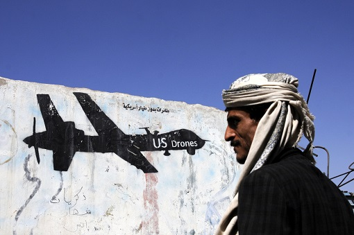 US Drone Policy - Middle East Arabas