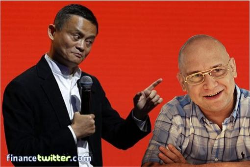 Alibaba Jack Ma - Raja Petra Kamarudin RPK - Lawsuit Letter