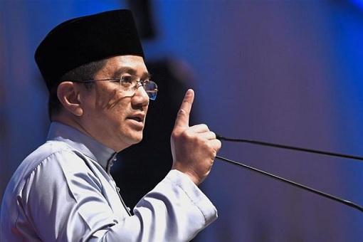Azmin Ali - Speech