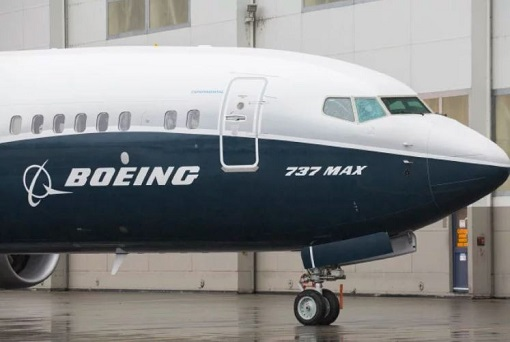 Boeing 737 MAX 8 - Grounded Suspended