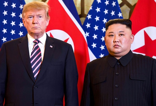 Hanoi Vietnam Summit - President Donald Trump and Kim Jong-Un