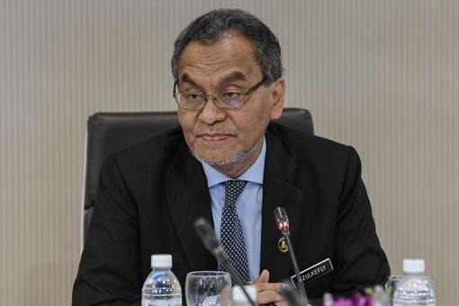 Health Minister Dr Dzulkefly Ahmad