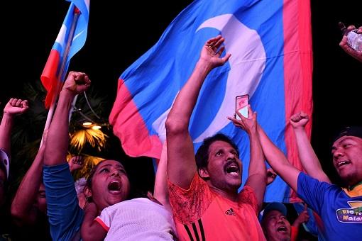 Malaysia 2018 General Election - Pakatan Harapan Victory