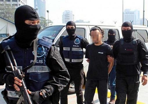 Malaysia Anti-Terror Operation - Egyptians and Tunisians Terrorists 3