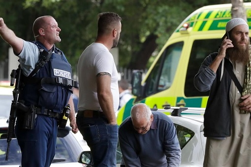 New Zealand Mass Shooting Twitter: Gunman Wanted Revenge For