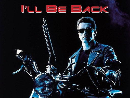 Terminator - I Will Be Back