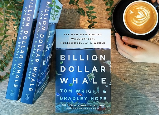 Billion Dollar Whale - 1MDB Story Book