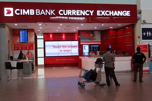 CIMB Bank Currency Exchange
