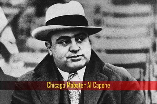 Chicago Mobster Al Capone
