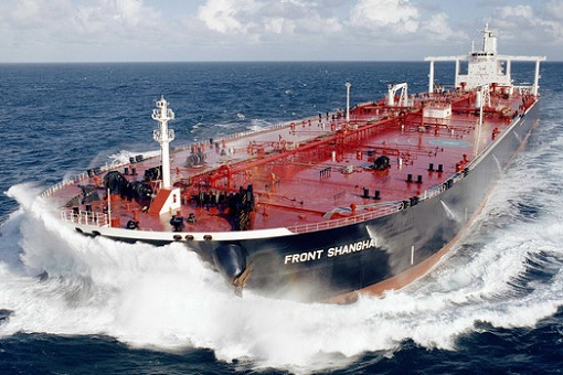 China Oil Tanker