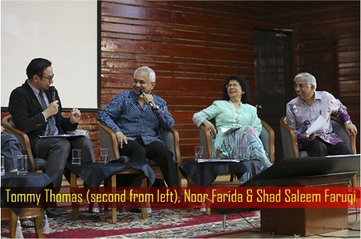 Malaysia and Rome Statute - Tommy Thomas, Noor Farida and Shad Saleem Faruqi