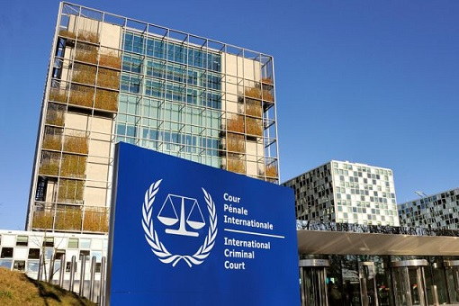 Rome Statute - ICC International Criminal Court Building