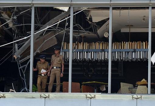 Shangri-La Hotel Colombo Sri Lanka - Terror Attack