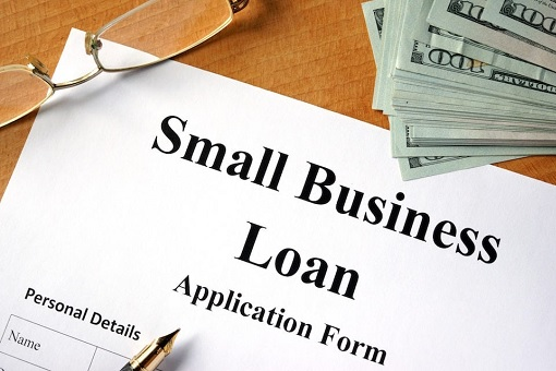Small Business Loan - Application
