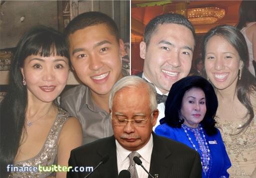 Family of Crooks - Najib Razak, Rosmah Mansor, Nooryana Najwa, Daniyar Kessikbayev, Maira Nazarbayev