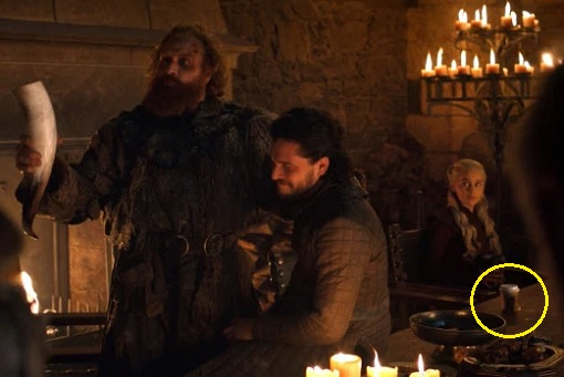 Game of Thrones - Starbucks Coffee Cup - Season 8