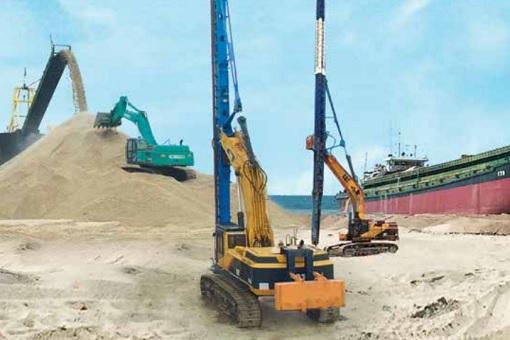 Johor Royal House - Benalec - Sand Mining