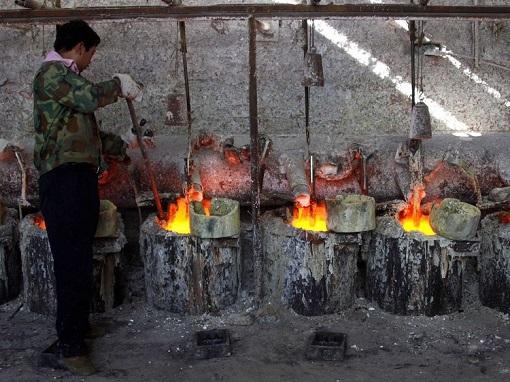 Rare Earth Mining in China