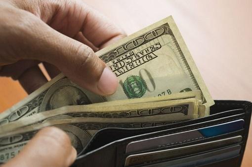 Wallet - 400 Dollars