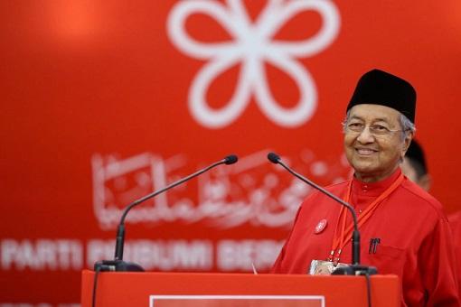 Mahathir Mohamad - Speech at PPBM Bersatu
