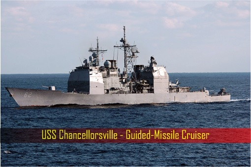USS Chancellorsville - Guided-Missile Cruiser