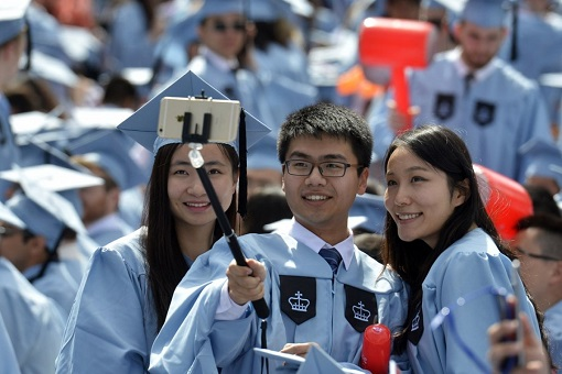Chinese Students in United States