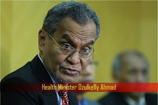 Health Minister Dzulkefly Ahmad