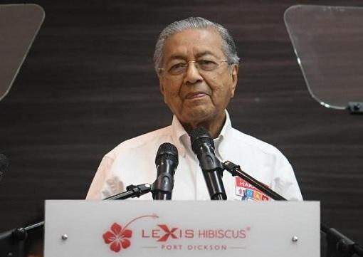 Mahathir Mohamad - Speech At PKR Retreat In Port Dickson